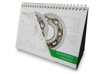 Calendario Protecsa