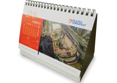 Calendario Pilotes Terratest