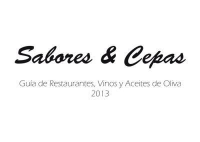 Logo Sabores & Cepas