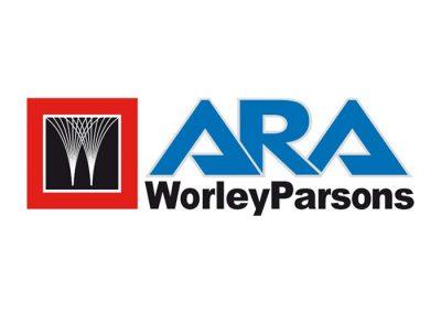 Logo Ara Worley Parsons