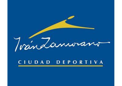 Logo CD Iván Zamorano