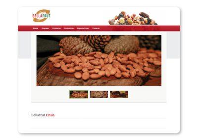 Sitio web Bellafrut